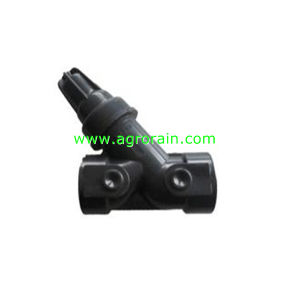 "Raw ABS Plastic Pressure Reducing Valve for Irrigation System 1-1/2"" Female Bsp"