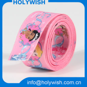 Stylish Strap Princess Cartoon Grosgrain Ribbon with Sublimation Printed pictures & photos