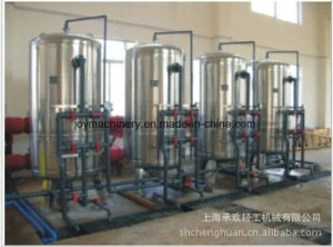 Full Complete Water Treatment Line pictures & photos