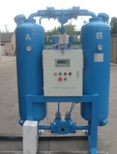 Low Dew Point Desiccant Air Dryer Twin Tower Air Dryer (KRD-2MXF) pictures & photos
