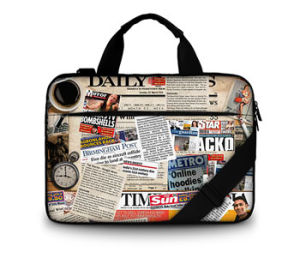 New 2016 Fashion Canvas Messenger Bag Travel Laptop Bag Men Shoulder Bag pictures & photos