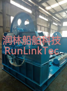 300kn Supporting Winch/Winch/ pictures & photos