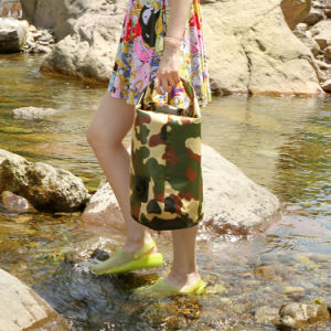 Outdoor Hiking Camouflage Waterproof Dry Bag pictures & photos