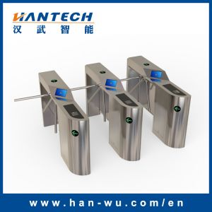 Automatic Tripod Turnstile Gate for Ticket Checking System pictures & photos
