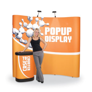 High Digital Printing Advertising Wall Stand Coyotes and Portable Display pictures & photos