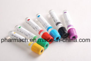 Fully Automatic Vacuum Blood Collection Tube Machine Production Line for Sodium Citrate, EDTA, Heparin pictures & photos