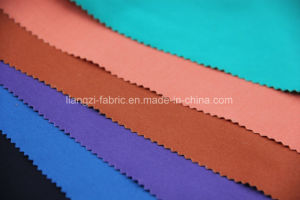 Brushed Cotton Twill Piece Dyed Fabric with Stretch pictures & photos