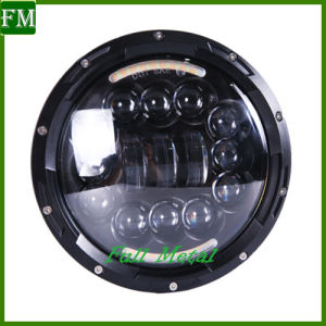 Jeep 60W Round Headlight Daymaker pictures & photos