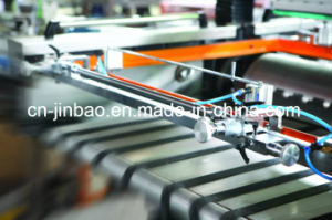 Automatic Cylinder Screen Printing Machine 720X520mm (JB-720) pictures & photos