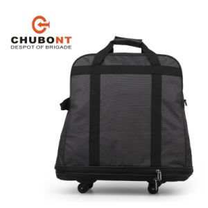 Chubont Expandable and Foldable Shopping Bag Big Capancity 4 Wheels pictures & photos