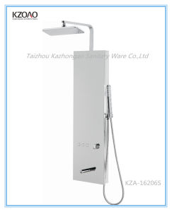 Kza-16206s Customize Stainless Steel Shower Panel pictures & photos