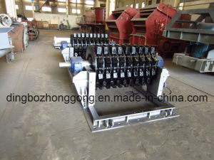 High Efficiency Coarse Hammer Crusher (PC400*300) pictures & photos