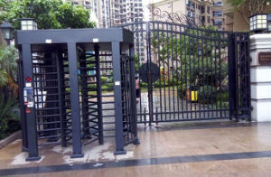 The Most Reliable Full Height Turnstile Available pictures & photos