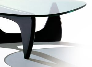 Commerical Furniture Noguchi Glass Coffee Table pictures & photos