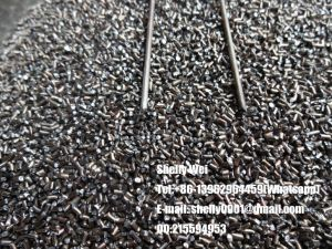 Manufacturer Zinc Shot / Zinc Abrasive / Zinc Cut Wire Shot / Zinc Conditioned Cut Wire Shot / Stainless Steel Shot / Cut Wire Shot pictures & photos