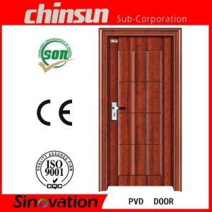 Cheap Price PVC Sliding Interior Door (SV-P016) pictures & photos