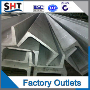 China High Quality Steel U Channel Sizes pictures & photos