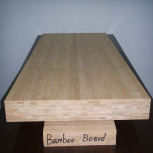 Xingli High Quality Crosswise Bamboo Furniture Panel pictures & photos