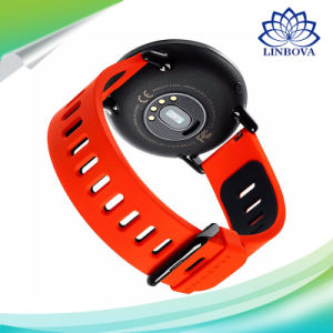 IP67 Bluetooth Sport GPS Digital Smart Watch for Android/Ios Mobile Phone with Ce pictures & photos