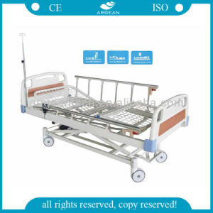 AG-Bm106 Three Motor Hospital Patient Electric Sick Bed pictures & photos