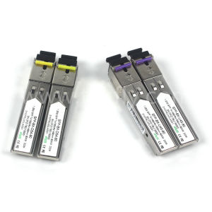 Proffessional Manufacture Hot-Pluggable Single Mode Cisco Compatible SFP Module pictures & photos