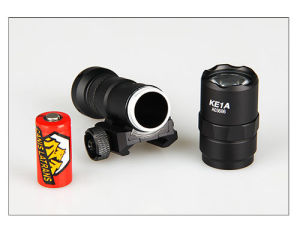 Military Tactical Hunting Shooting Gun Flashlight M300 Mountable LED Weapon Light pictures & photos