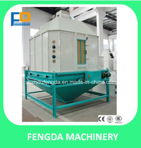 Customized Livestock Cost-Effective Pellet Feed Counter Flow Cooler for Feed Machine pictures & photos