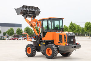 Top China Brand Ensign 2ton Multi Function Mini Wheel Loader with Ce Approved pictures & photos