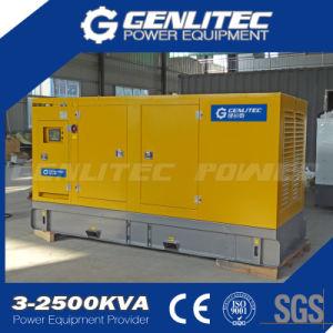 Industrial Usage Soundproof 400kVA Perkins Diesel Generator (GPP400S) pictures & photos