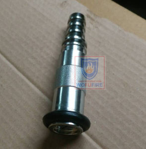 1′′ or 3/4′′ Aluminum Hose Reel Nozzle pictures & photos