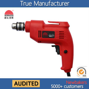 Electric Drill Power Tools Cord Drill Self-Lock Chuck (GBK-350-2TRE) pictures & photos