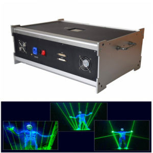 Single Green Laser Light Dancing Floor Laser Light Laser Man Show pictures & photos