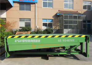 6 Ton Stationary Hydraulic Scissor Dock Leveler (DCQ6-0.6) pictures & photos