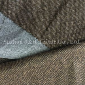 Polyester Immitative Cashmere Printed Fabric