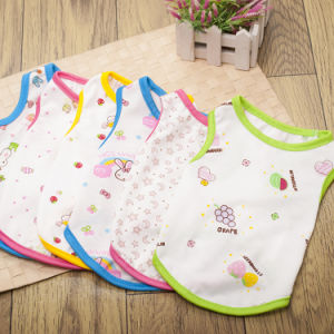 Pet Products Knitted Printing Small Dog Vest Factory pictures & photos