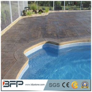 Waterline Pool Tiles Swimming Pool Coping Granite Tiles for Outside Pools pictures & photos
