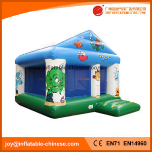 Famous Carton Design Inflatable Jumping Bouncy Combo (T3-035) pictures & photos