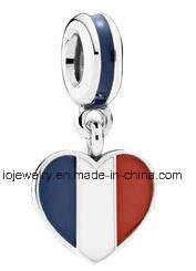 Latest Design Custom Jewelry Us Flag pictures & photos