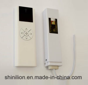 Automatic Roller Shutter Remote Control Units Mini Size Water Proof Built-in RF Receiver pictures & photos