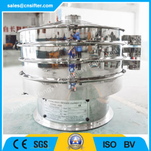 High Precision Round Vibrating Sieve Shaker pictures & photos