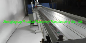 Profile Cutting Plm-Lqe400 Aluminum Profile Cutting Machine pictures & photos