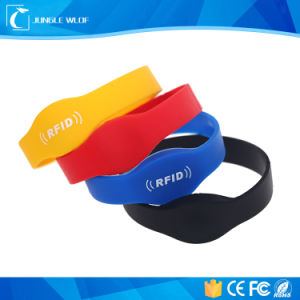 Silicone Hf Chip RFID Smart Tag pictures & photos