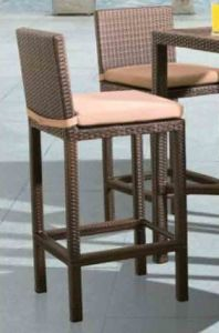 Bar Stool Bar Stools Chairs Kitchen Bar Chairs with Cushion-1 pictures & photos