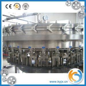 Automatic Carbonated Beverage Processing Drink Filling Machine pictures & photos