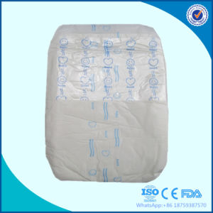 Incontinent High Quality Disposable Adult Diaper pictures & photos