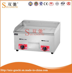 Commercial Stainless Steel Gas Griddle pictures & photos