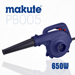 Makute High-Quality Status Electric Power Tools 650W Portable Blower pictures & photos