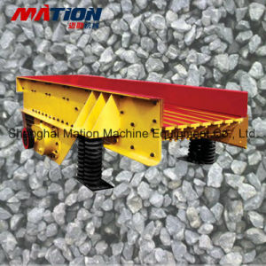China Zsw Vibrating Stone Linear Feeders pictures & photos