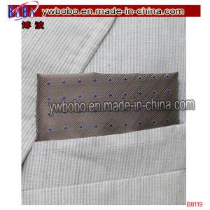 Yarn Dyed Silk Hankie Silk Scarves Neckwear (B8119) pictures & photos