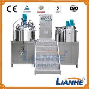Factory Price Vacuum Emulsifying Mixer Homogenizer pictures & photos